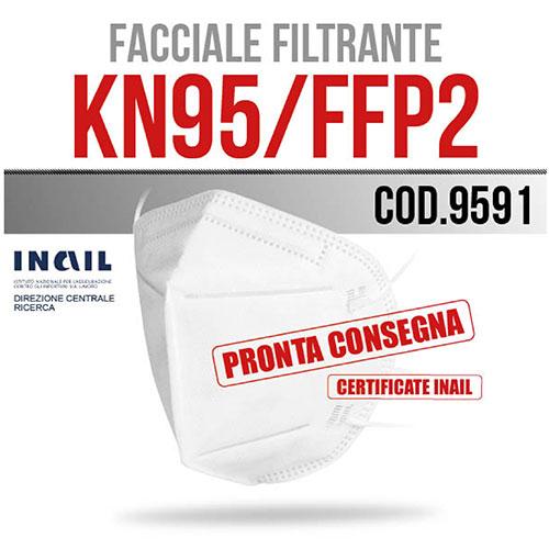 Facciale filtrante NK9591 FFP2